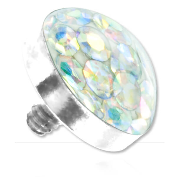 DSF501 - AB : Cristal Irisé