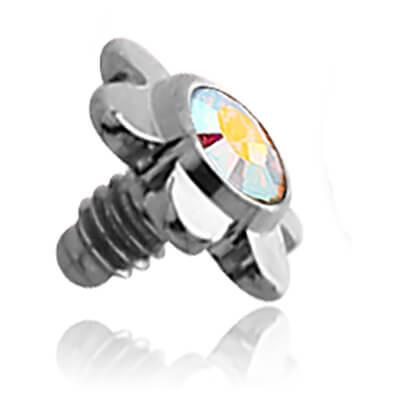 DTA503 - AB : Cristal Irisé