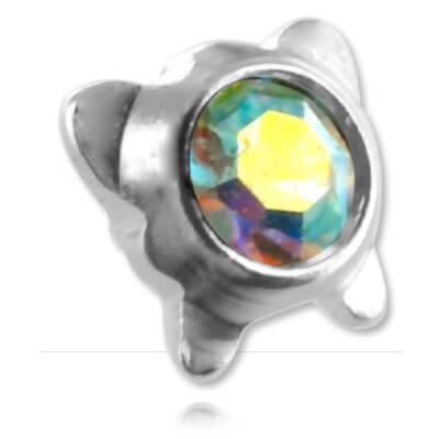 DTA504 - AB : Cristal Irisé