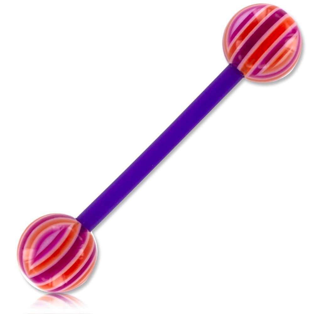 BBUB021 - PUOR : Violet & Orange