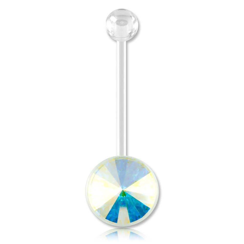 NSB001 - AB : Cristal Irisé