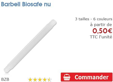 Barbell BioSafe nu
