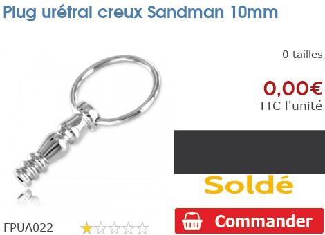 Plug urétral Sandman