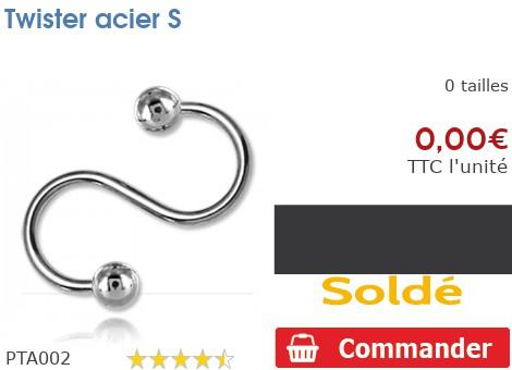 Twister acier S